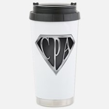 Super CPA - Metal Travel Mug