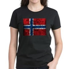 Vintage Norway Flag Tee