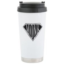SuperMonk(metal) Travel Mug