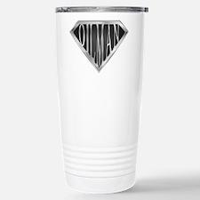 SuperOilman(metal) Stainless Steel Travel Mug