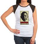 Big Brotha Is Watching Women's Cap Sleeve T-Shirt