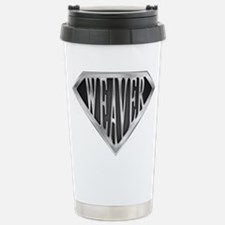 Superweaver(metal) Travel Mug