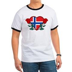 Heart Norway T
