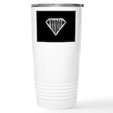 SuperMentor(metal) Thermos Mug