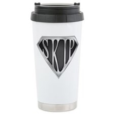 SuperSkip(metal) Travel Mug