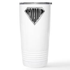 SuperGoalie(metal) Travel Mug