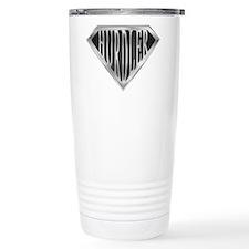 SuperHurdler(metal) Travel Mug