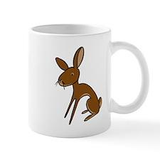 Belgian Hare Cartoon Mug