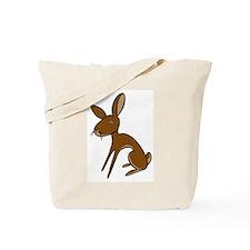 Belgian Hare Cartoon Tote Bag