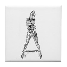In Chains Tile Coaster