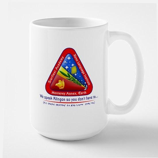 Xeno Language Institute Large Mug