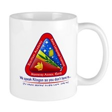Xeno Language Institute Mug
