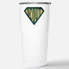 SuperScout(Tan) Travel Mug