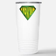 SuperKermit(Green) Travel Mug