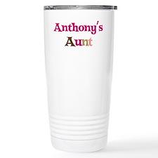 Anthony's Aunt Travel Mug
