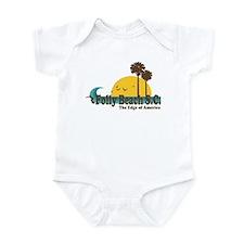 Folly Beach SC Infant Bodysuit