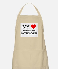 My Heart Belongs To A PHYSIOLOGIST BBQ Apron