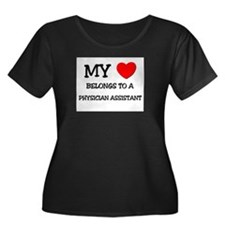 My Heart Belongs To A PHYSICIAN ASSISTANT T