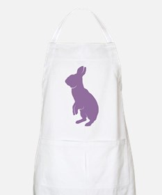 Purple Mini Rex BBQ Apron