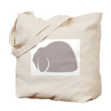Mini Lop Tote Bag