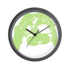 Sun Never Sets on a French Lo Wall Clock