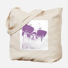 Diva Fuzzy Tote Bag