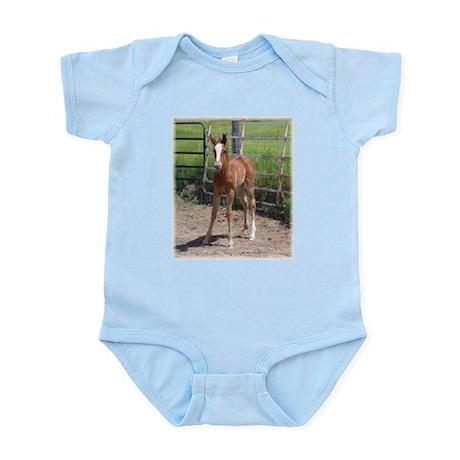 Horses Infant Bodysuit
