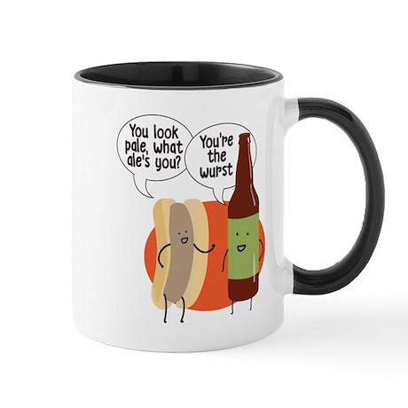 Ale Bratwurst Mug