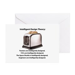 ID Toasters Greeting Card (10 Pk)
