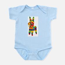 burro pinata Body Suit