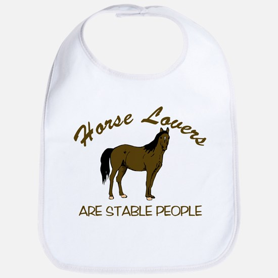 Horse Lovers... Bib