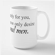 Fictional Men Mug