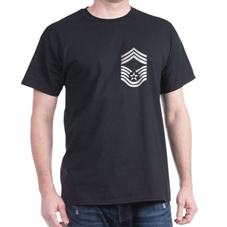 USAF Chief Master Sergeant <BR>Black Shirt