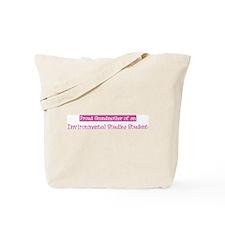 Grandmother of a Environmenta Tote Bag