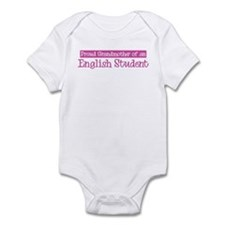 Grandmother of a English Stud Infant Bodysuit
