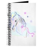 Girls horse Journals & Spiral Notebooks