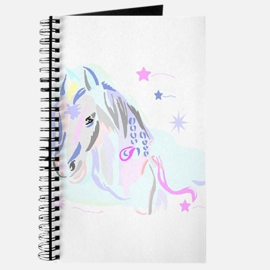 Colorful Horse2 Journal