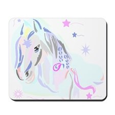 Colorful Horse2 Mousepad