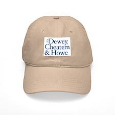 LAW FIRM of DEWEY. CHEATEM & HOWE - Baseball Cap