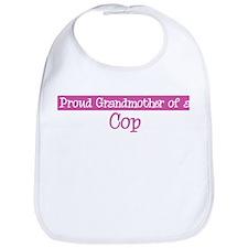 Grandmother of a Cop Bib