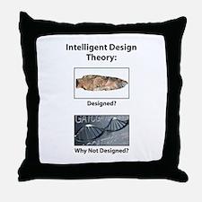ID Arrowheads Throw Pillow