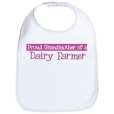 Grandmother of a Dairy Farmer Bib