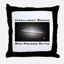 ID Matter Throw Pillow