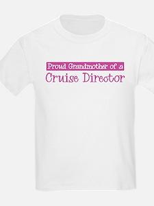 Grandmother of a Cruise Direc T-Shirt