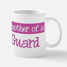 Grandmother of a Coast Guard Mug