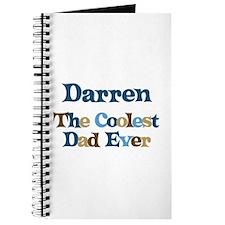 Darren - Coolest Dad Journal