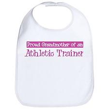 Grandmother of a Athletic Tra Bib