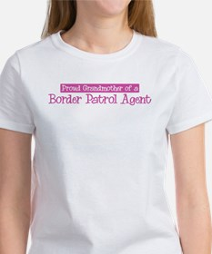 Grandmother of a Border Patro Tee