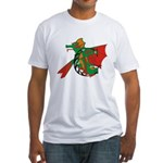 Dragon G Fitted T-Shirt