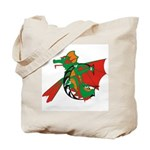 Dragon G Tote Bag